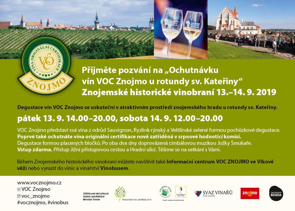 VOC vína Znojmo - to nejlepší ze znojemské vinařské podoblasti