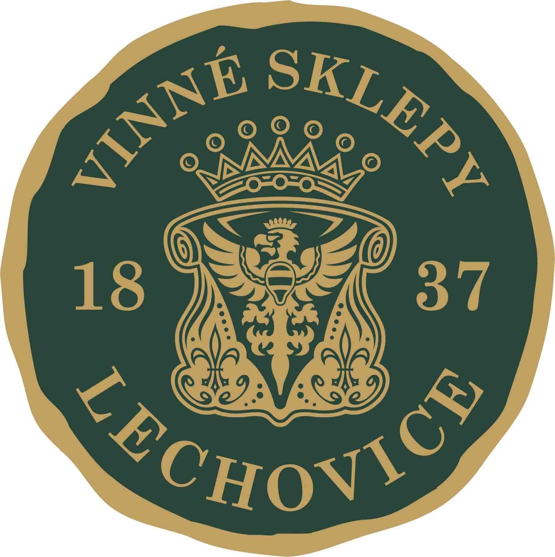 Vinné sklepy Lechovice LOGO F