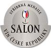 Víno získalo Stříbrnou medaili v Salonu vín ČR
