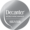 Víno získalo STŘÍBRNOU medaili na výstavě Decanter