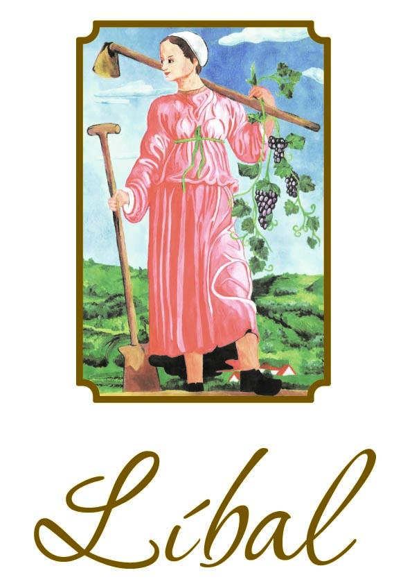 Líbal vinařství původní logo