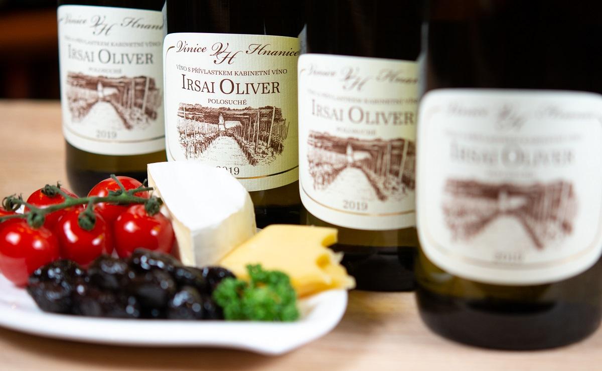 Irsai Oliver - víno aromatické po muscatelu