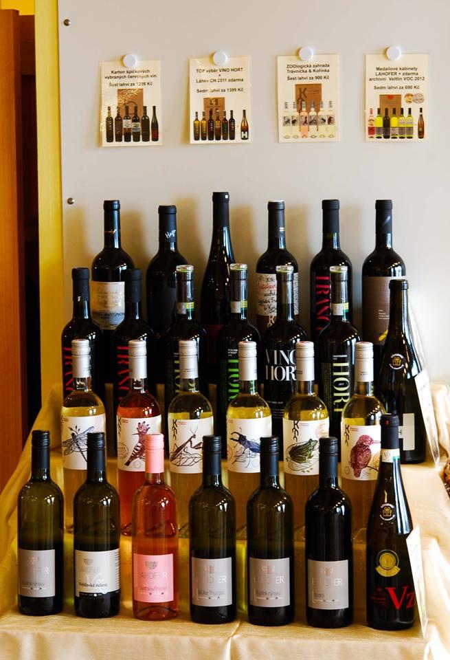 Prodej vína vánoce 2018 - 2019
