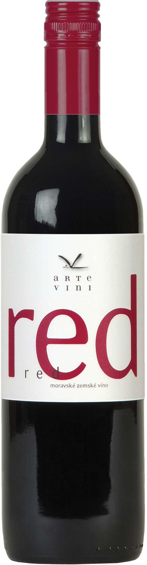 ARTE VINI - red