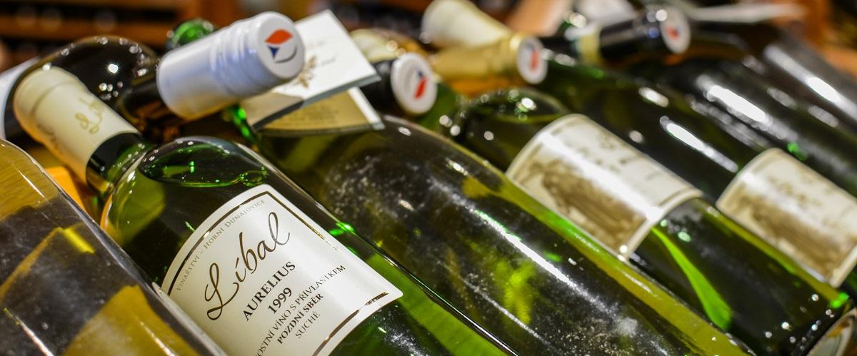 Víno Aurelius je oblíbené u znalců a milovníků Rýňáků