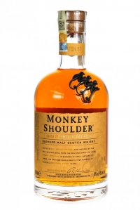 Whisky MONKEY SHOULDER blended malt, 700 ml, 50 % - Scotland