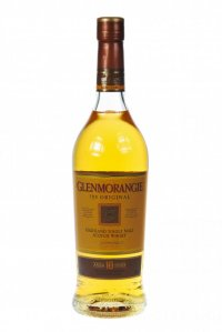 Whisky GLENMORANGIE 10 years single malt, 700 ml, 40 % - Scotland