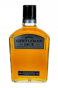 Whiskey GENTLEMAN JACK, 700 ml, 40 % - Tennessee USA