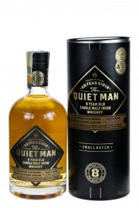 Whisky QUIET MAN 8 years single malt, 700 ml, 40 % - Irsko