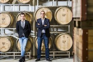 Vína HAGN - čistá až jiskrná vůně a chuť