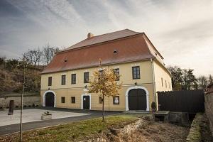 Vinařství Tichý sídlí ve starém mlýně