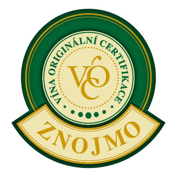 Vína VOC Znojmo logo
