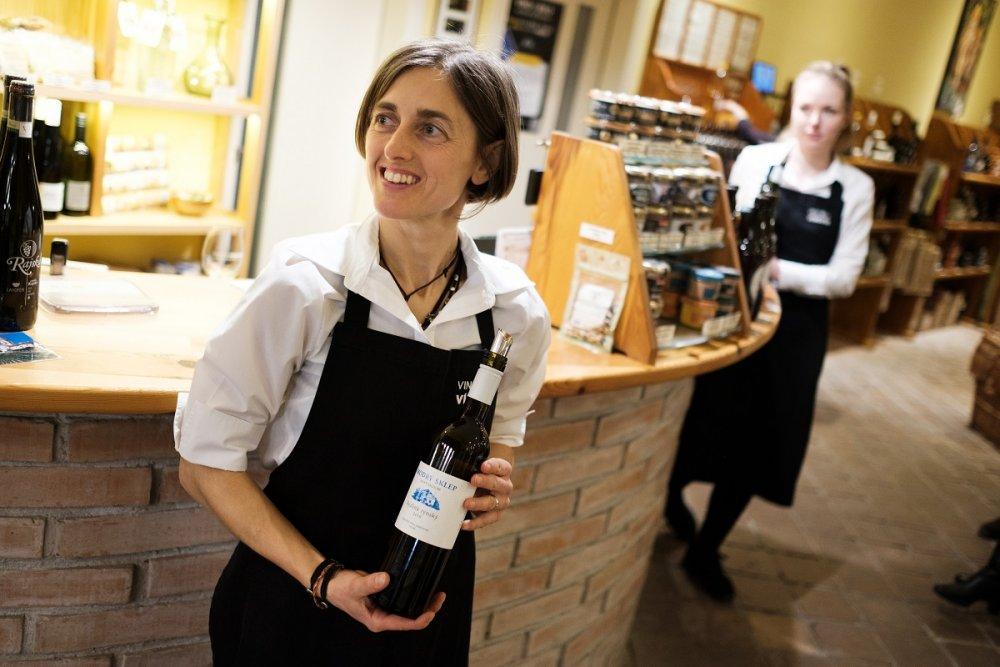 Degustace Vol. 7 vinařství Modrý sklep