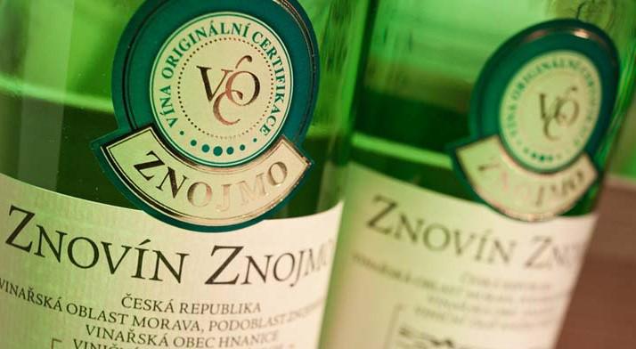 Znovín láhve VOC