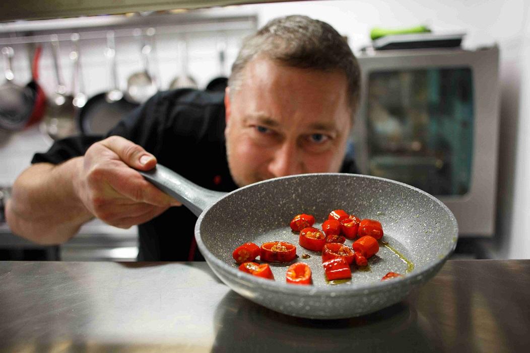 Kamil Pialek je skvělý kuchař 1