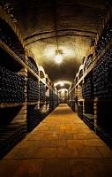 Prodej vín HORT - vína zrají také ve sklepě