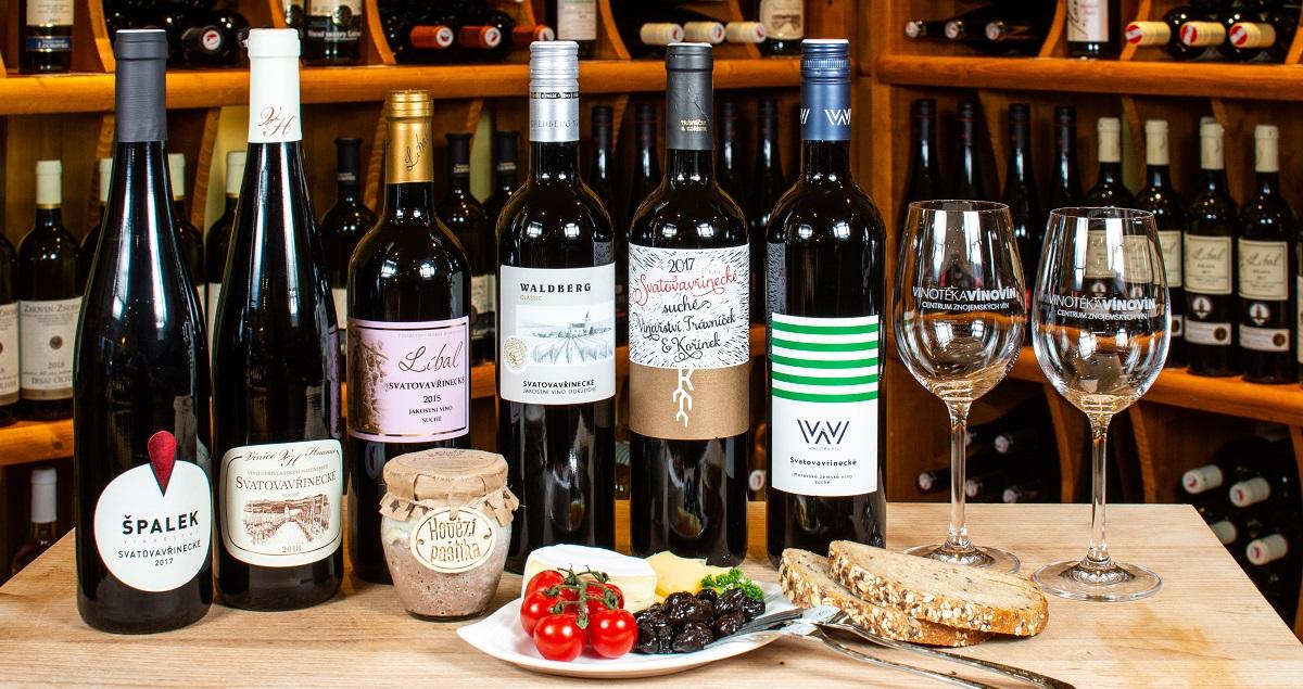 Svatovavřinecké je jedno z nejvíce rozšířených červených vína na Moravě