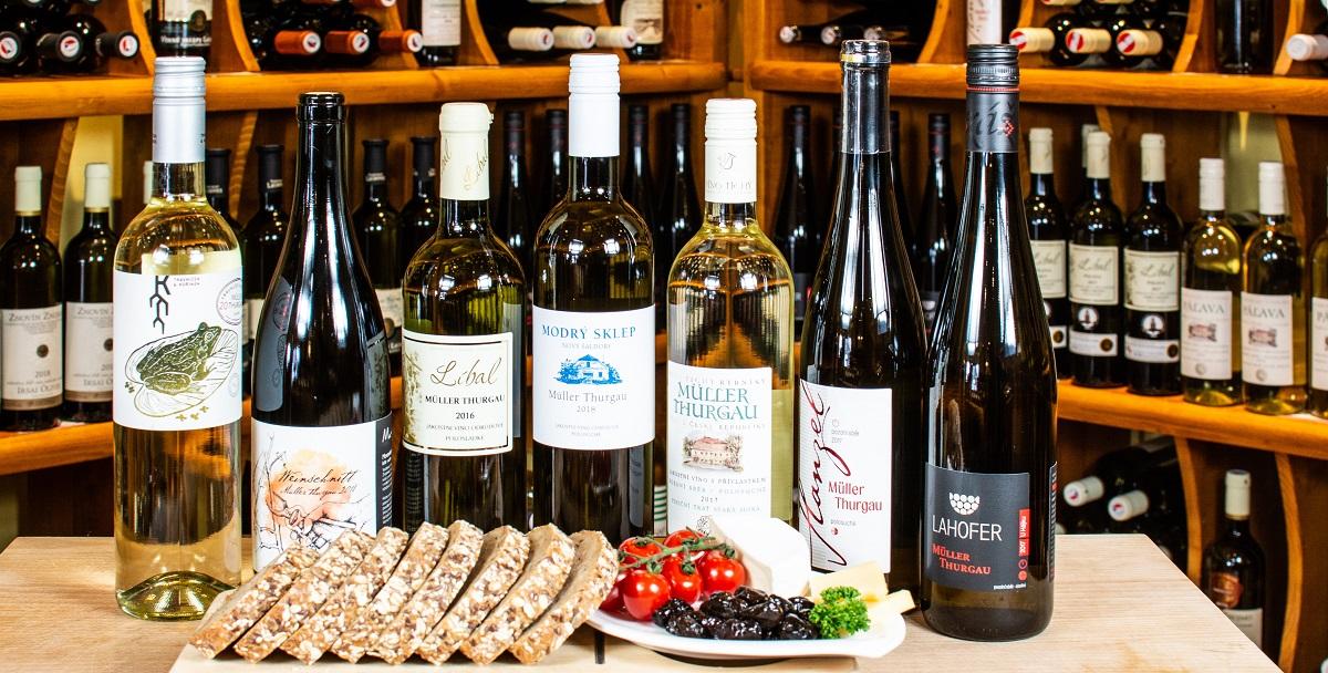 Müller Thurgau je víno stálice