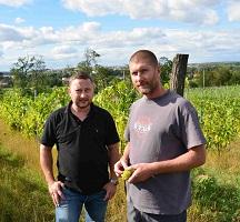 Vína Pialek a Jager jsou vycizelovaná k jiskrnné dokonalosti