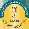 Víno má Zlatou medaili z Národní soutěže vín