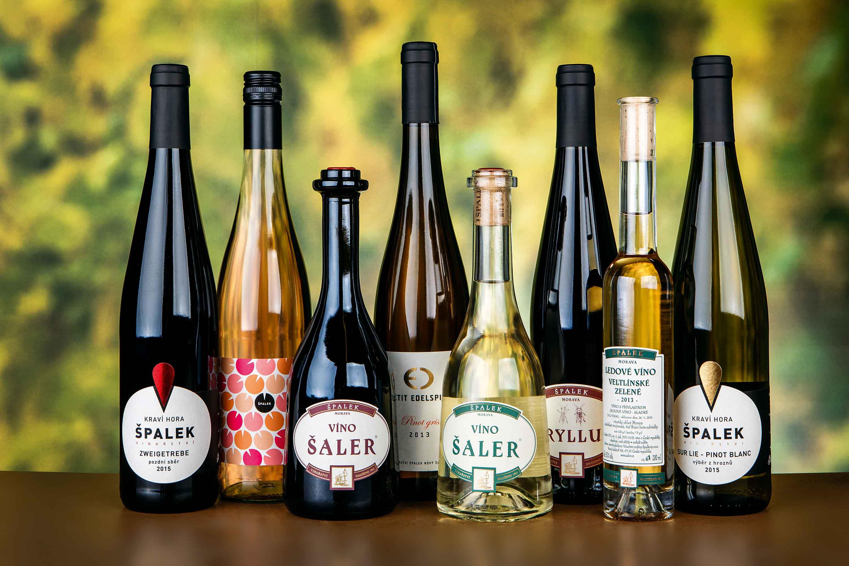 Vinařství Špalek - víno víno víno