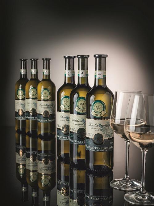 Vinné sklepy Lechovice vína VOC Znojmo