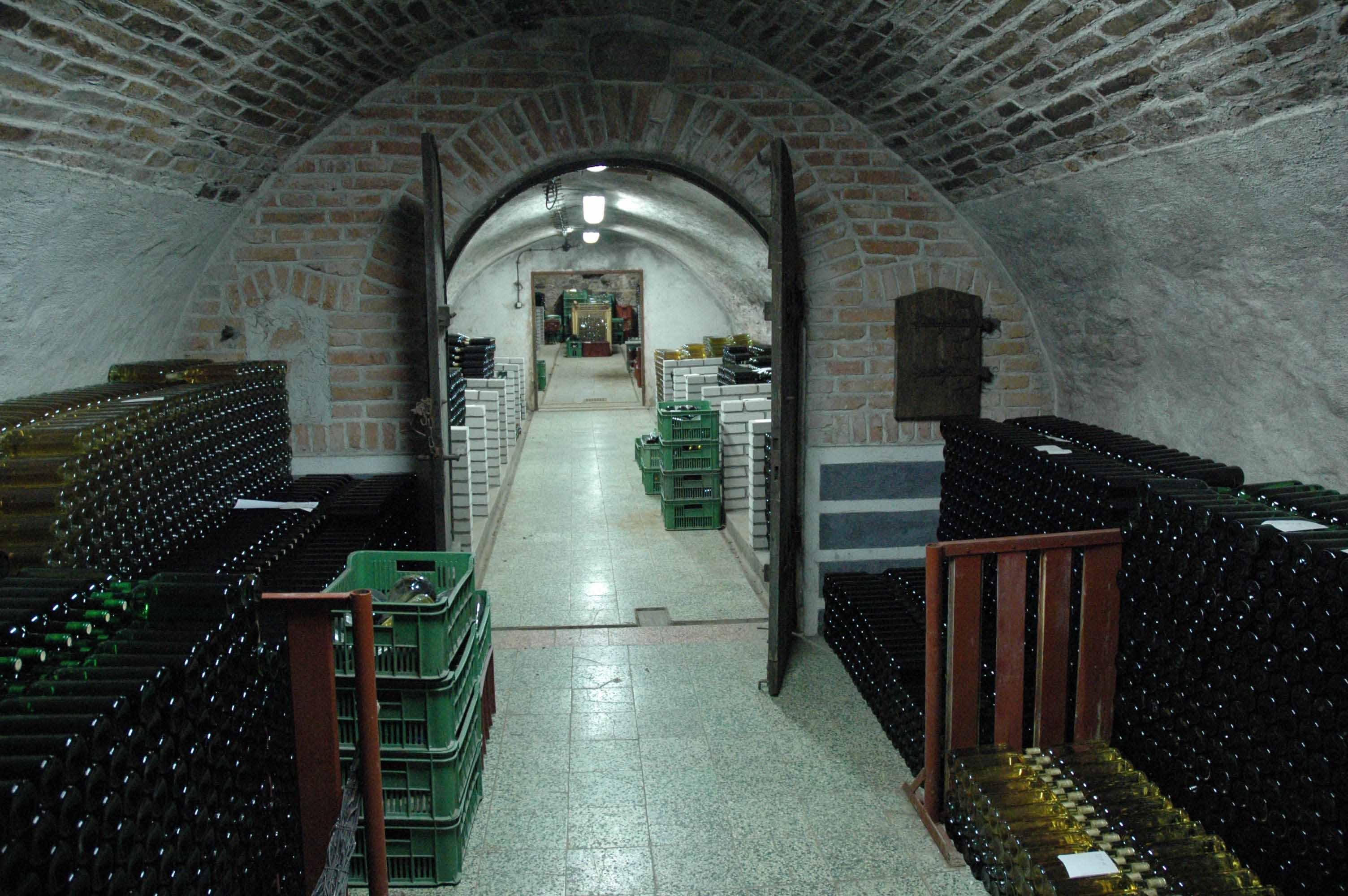 VÍNO TICHÝ vinařství v obci Rybníky