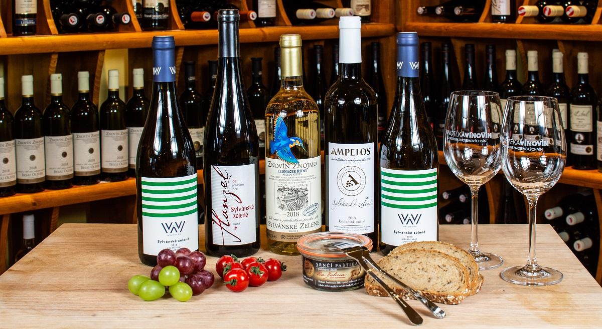 Víno Sylvánské zelené
