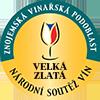 Víno má Velkou Zlatou medaili z Národní soutěže vín
