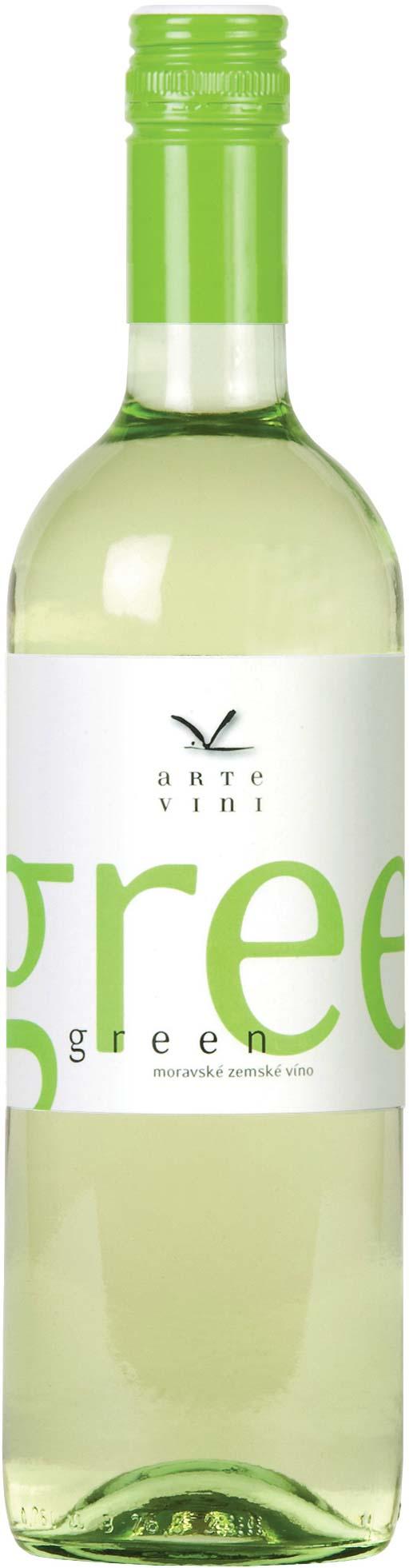 ARTE VINI - green