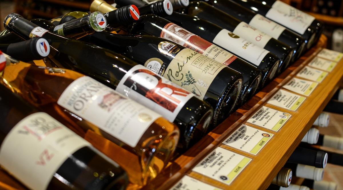 VIP vína - doporučujeme