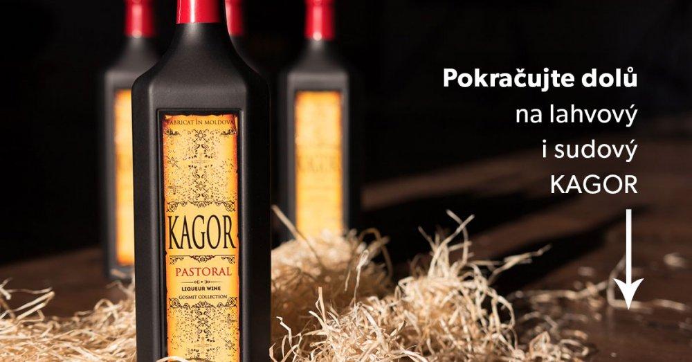 Víno Kagor - jediný originál až z Moldávie :)