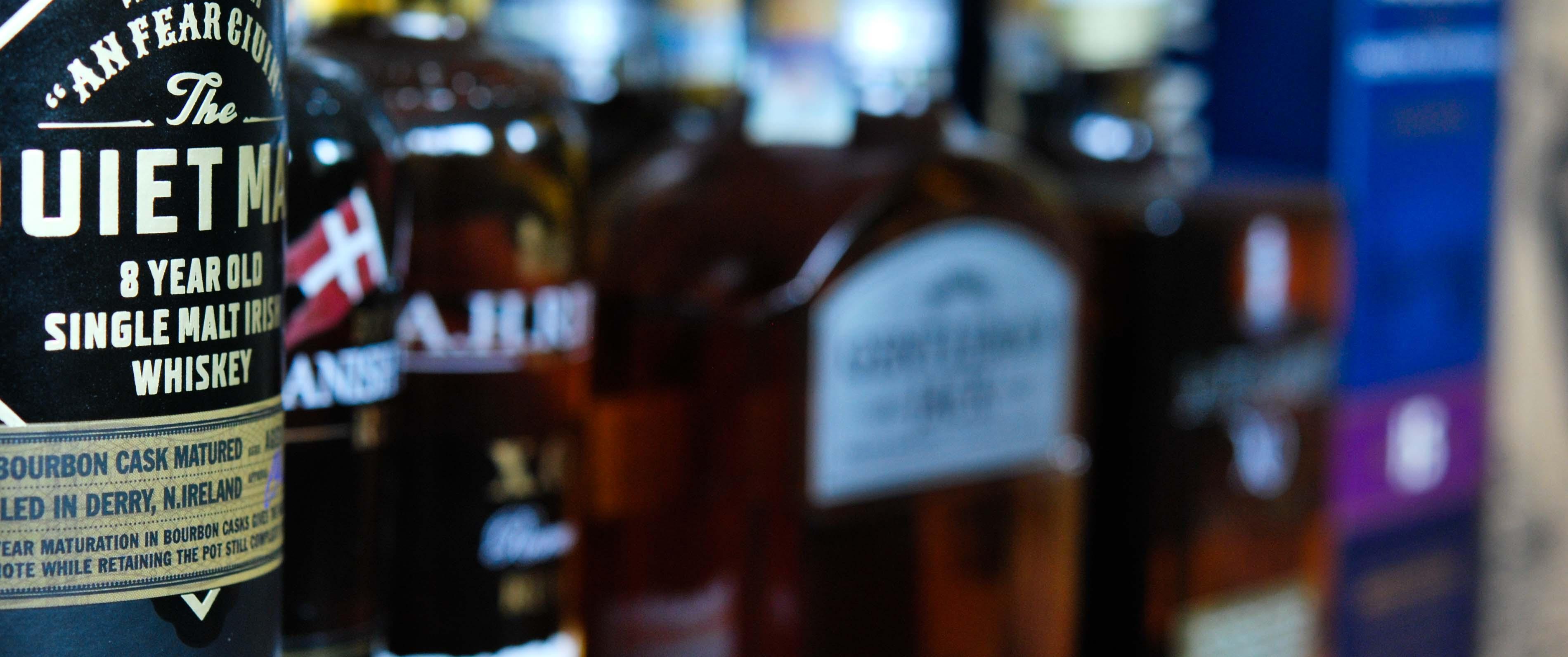 Dobrá whisky Dobrý rum - proč ne?
