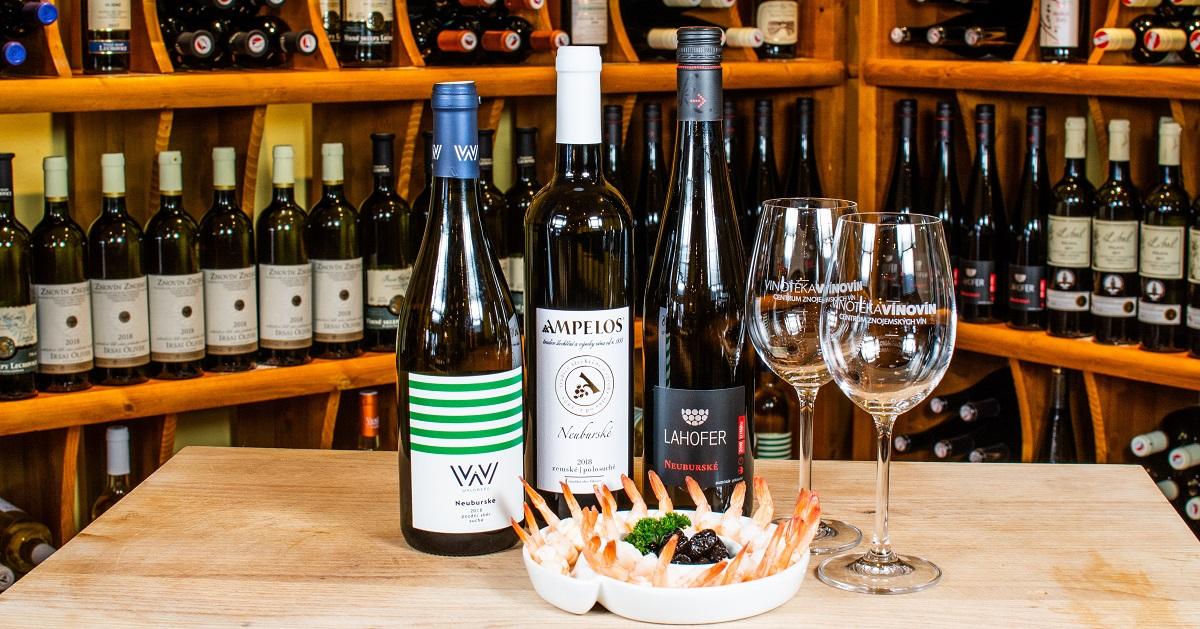 Neuburské víno neboli Neuburg
